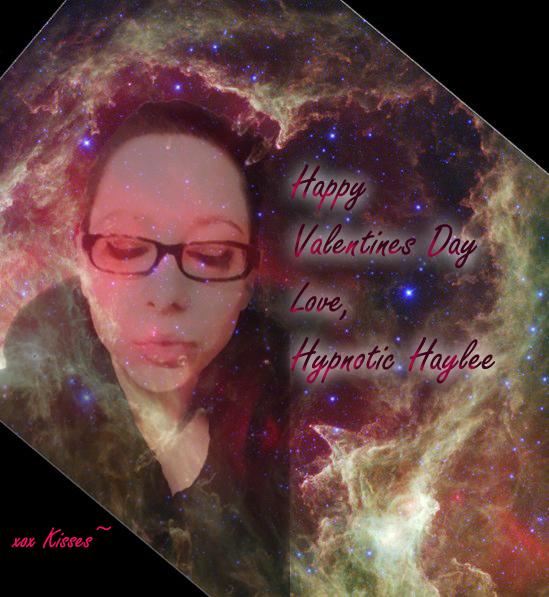 valentines day, hypnotic haylee